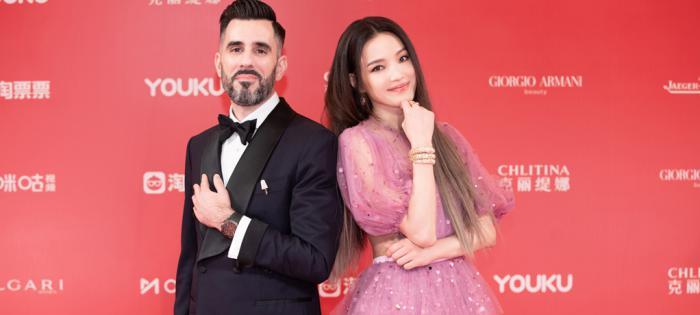 舒淇、佟丽娅、汤唯、姚晨等佩戴宝格丽 华彩闪耀第22届上海国际电影节开幕式红毯