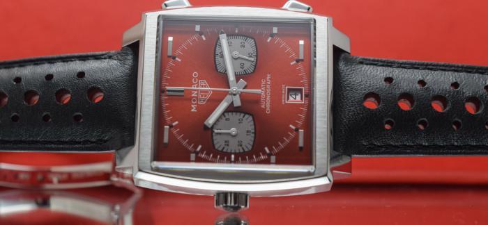 浅谈TAG HEUER泰格豪雅摩纳哥系列1980年代特别版腕表