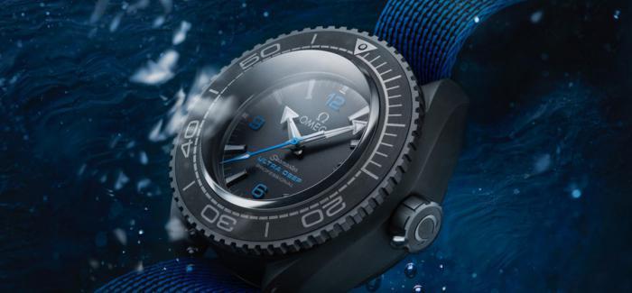 一夜之间欧米茄上了头条,欧米茄海马系列海洋宇宙深潜专业腕表打破世界纪录