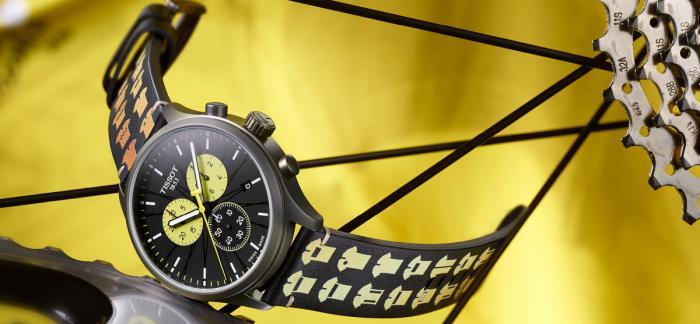 天梭表与您相约环法自行车赛 唤醒腕间速度与激情