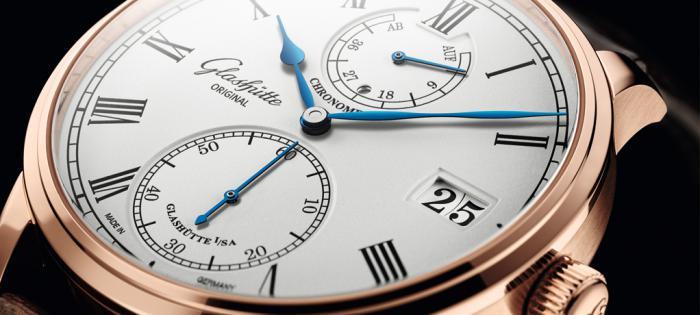 格拉苏蒂原创Senator Chronometer 议员天文台腕表系列最新力作——时尚外衣,经典永恒  荣获德国天文台认证