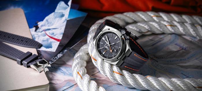江诗丹顿公布一枚 Overseas Dual Time Prototype 双时区腕表试制型号