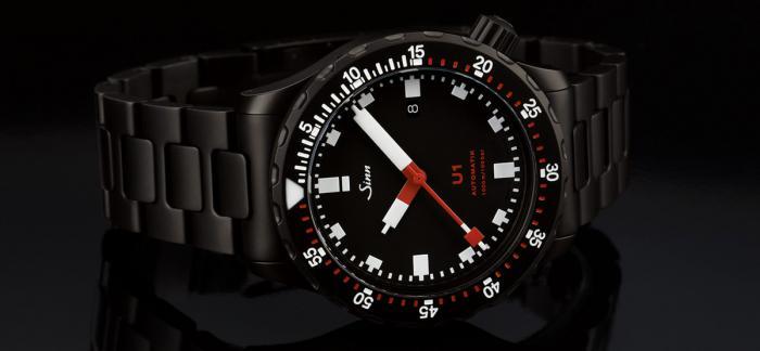 探索Sinn专业工具手表的超前制表精神