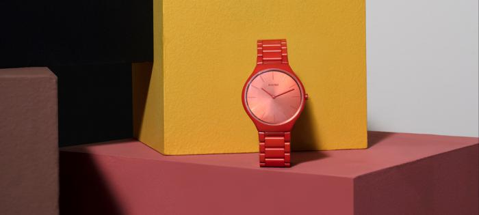 绚色一夏  多彩腕间风格  RADO瑞士雷达表彩色腕表推荐