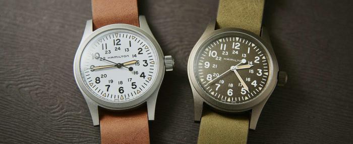 这款平价瑞士表变得更好了——汉米尔顿卡其野战系列机械腕表