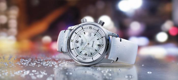 浪琴表推出全新经典复刻系列传奇潜水员腕表