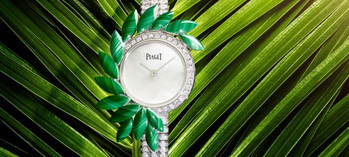 PIAGET伯爵推出全新GOLDEN OASIS 高级珠宝腕表系列