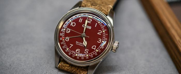 绽放之红——5款近期推出的红色表盘腕表