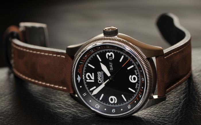 豪利时皇家飞行医疗救援队第二代限量版腕表——生命的空中守护者!
