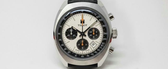 征服赛道的方式不止一种——天梭Heritage 1973计时码表