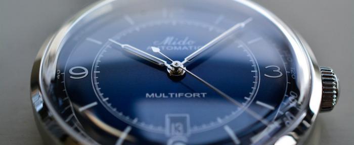 正装医生——美度Multifort Patrimony系列腕表