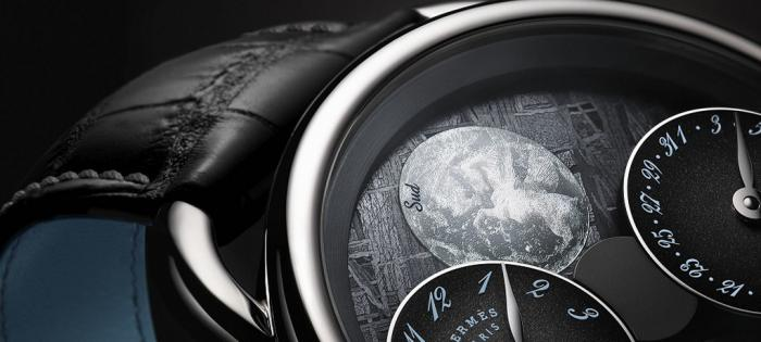 Hermès 推出 Arceau L`heure de la lune 月相Only Watch腕表