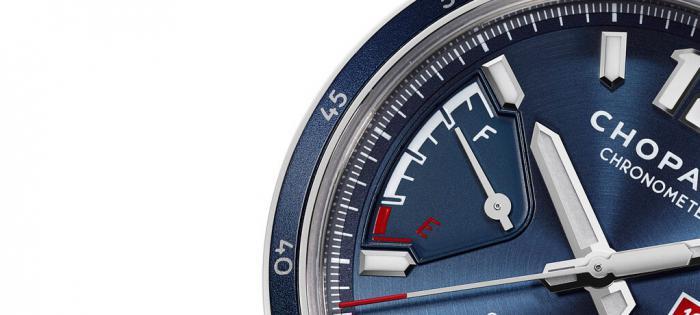 萧邦Mille Miglia赛车计时表再出新款GTS Power Control