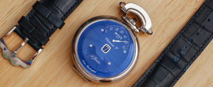 好看的皮囊和有趣的灵魂我都要了——播威Amadeo Virtuoso V腕表