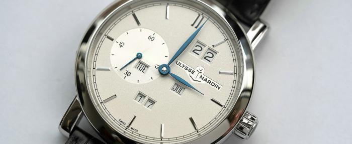 20年后,魅力依旧——雅典Classico Perpetual Ludwig万年历腕表