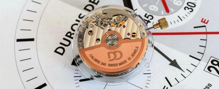 模块专家Dubois-Dépraz,和他们全新的集成式计时机芯