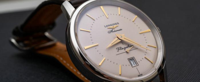 最佳正装表——浪琴Heritage Flagship腕表