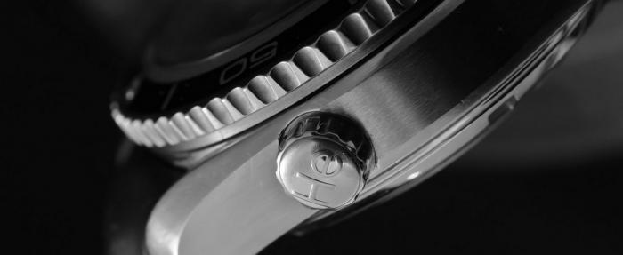 没有排氦阀门的潜水手表是么得灵魂的潜水表?
