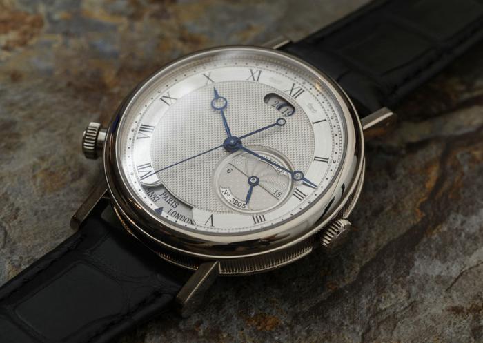 宝玑经典系列Classique系列 Hora Mundi 双时区5727腕表——最优雅的双时区显示!