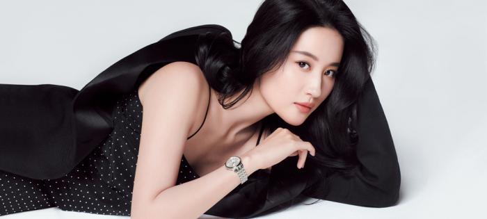 天梭表用芯为刘亦菲镌刻臻我时光 祝福她生日快乐