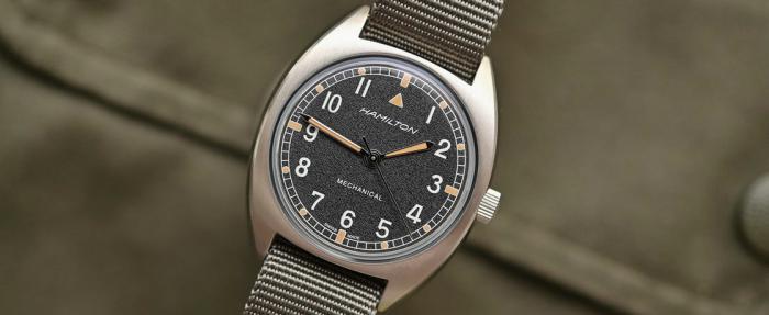 小表也有大气魄——汉米尔顿卡其航空系列Pilot Pioneer机械腕表