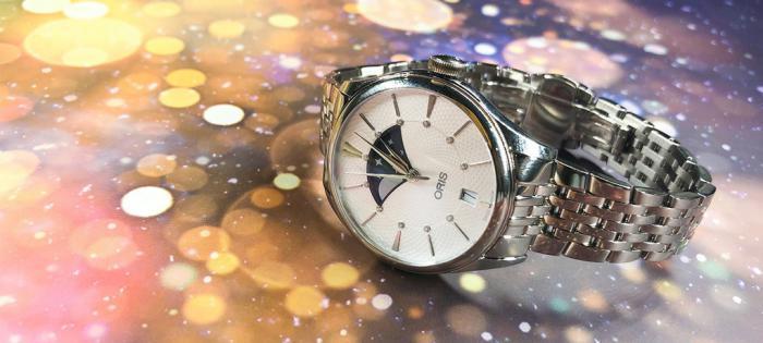 明月灿然,腕间玉盘——豪利时甄选多功能月相腕表与大月相日历腕表,邀您共赏腕间明月