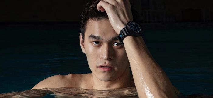 沛纳海宣布中国游泳名将孙杨出任品牌大使
