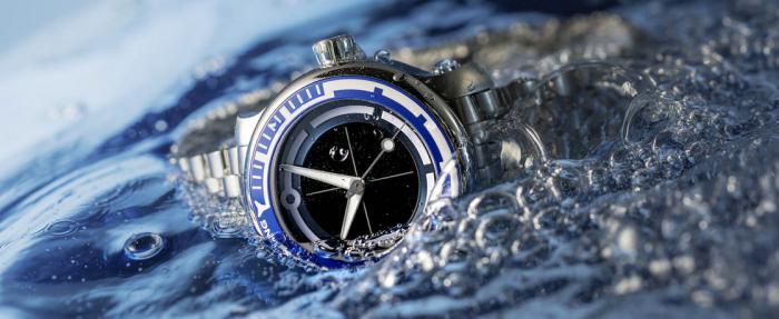 近来推出的5款新颖的潜水手表