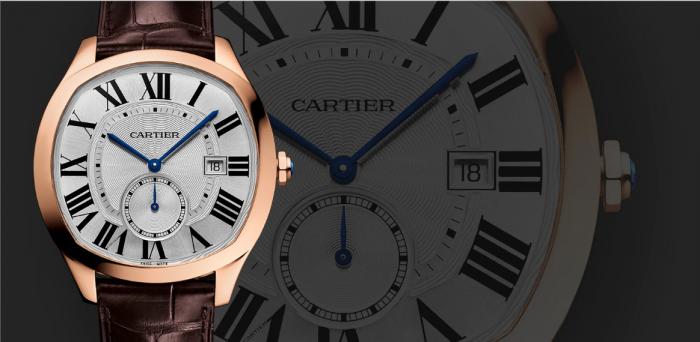 卡地亚手表:真假鉴别,怎么看型号,机芯是否准时