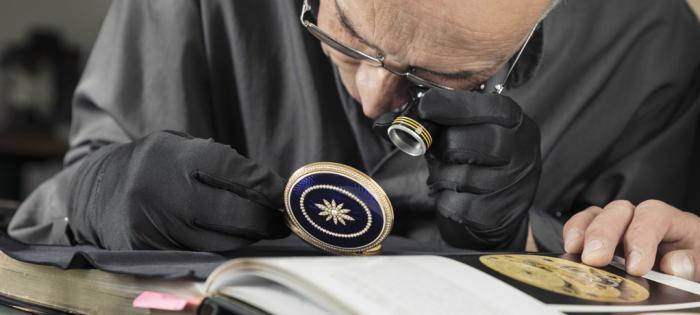 帕玛强尼呈现极致钟表修复技艺,修复之美 传承之源