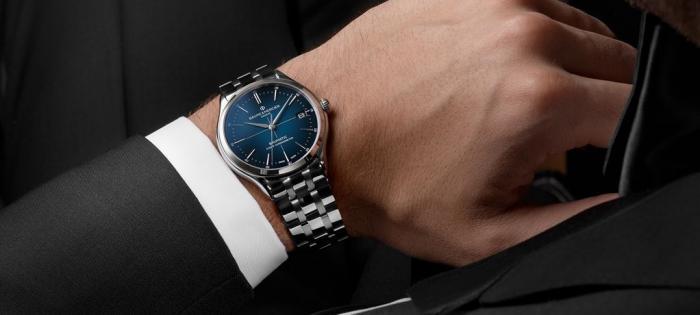 名士克里顿BAUMATIC腕表:男性优雅
