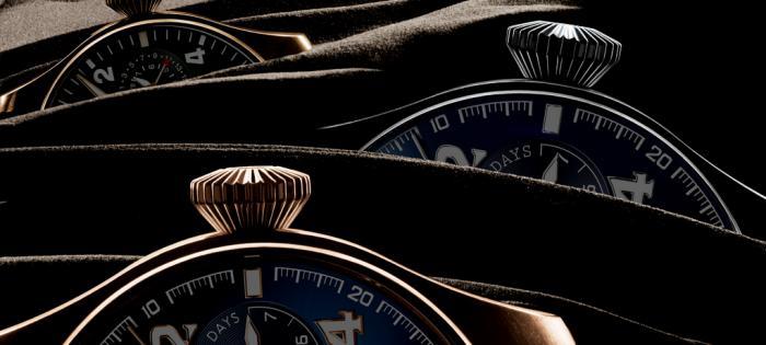 IWC万国表大型飞行员腕表,大繁至简,成之大器
