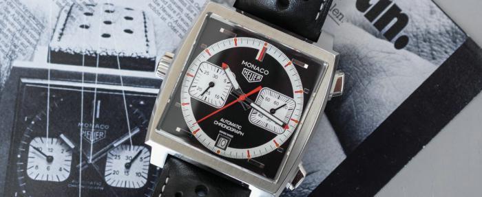 泰格豪雅摩纳哥系列1999-2009限量版腕表------周年纪念之四:零零年代