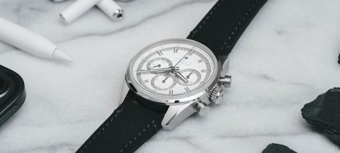 真力时与硅谷收藏家俱乐部推出Chronomaster El Primero C.01限量版腕表