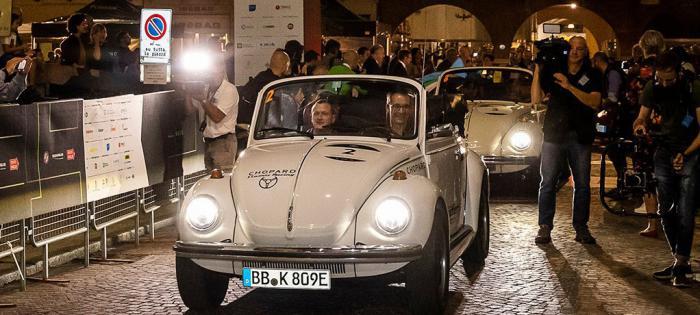 Chopard萧邦成为第一届Mille Miglia Green拉力赛官方计时器合作伙伴 赛车风格,赛出品格