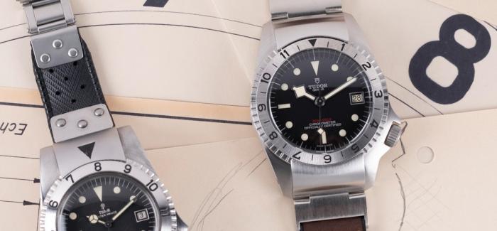 帝舵碧湾P01型腕表入围2019年日内瓦高级钟表大赏