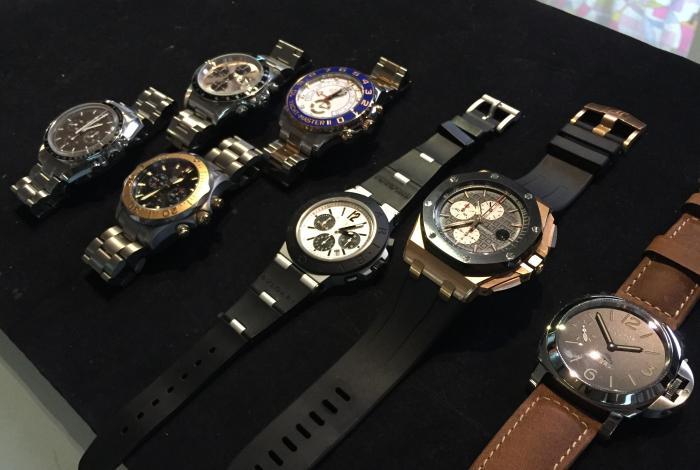 一个人拥有多少只手表才算够?一只就好?还是多多益善?