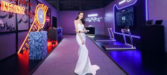GARMIN佳明联合天猫活力营,携新品GarminMove系列智能腕表亮相北京