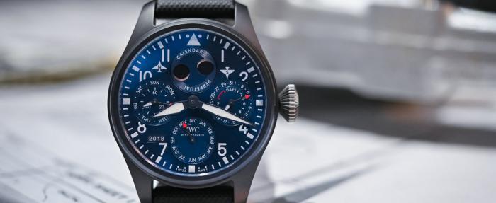 2019年面世的5款优秀万年历腕表------复杂也能是一种享受