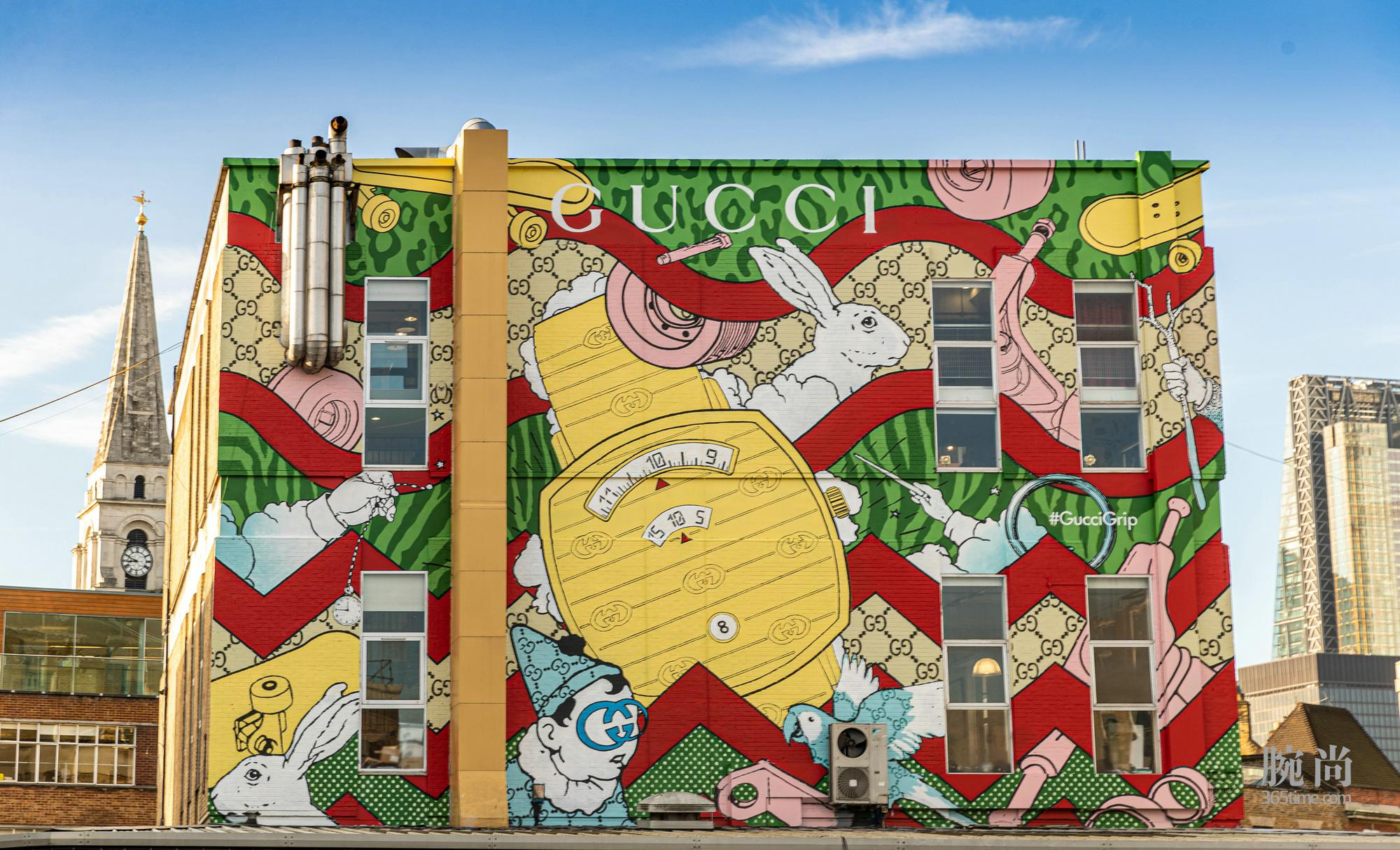 #GucciGrip ArtWall_London_02_Courtesy of Getty Images for Gucci_1.JPG