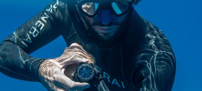 15位英雄与沛纳海品牌大使纪尧姆·内里 开启法属波利尼西亚水下冒险之旅