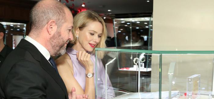 宝珀于纽约第五大道旗舰店 首次展出玛丽莲·梦露私人古董腕表