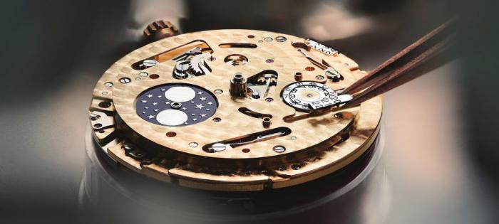 IWC万国表万年历专利机械装置:大师匠造解码万年之谜