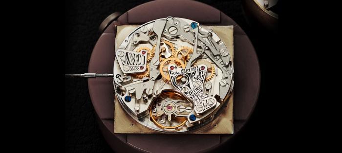 泰格豪雅打造全球唯一一只摩纳哥 Piece d`Art,采用原版Calibre 11机芯零件并加上雕花装饰