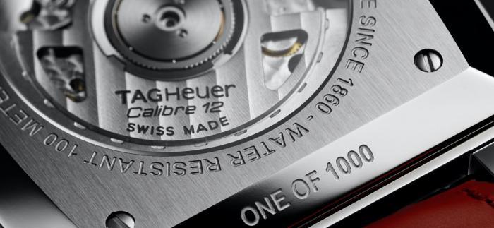 TAG Heuer泰格豪雅Monaco(摩纳哥系列)腕表搭载全新自制机芯