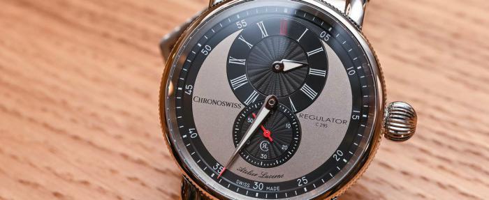 全新瑞宝Regulator Classic腕表------三针一线的入场券