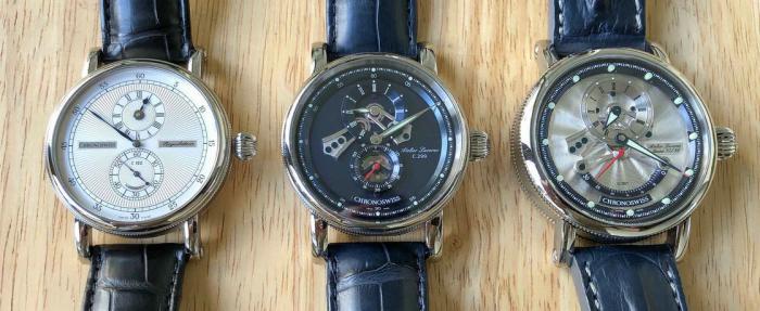 瑞宝规范指针手表的演变史(下)