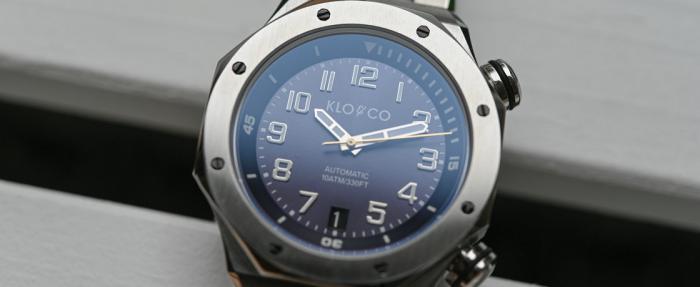 KLO & CO Alpesailer腕表------高级脸,白菜价
