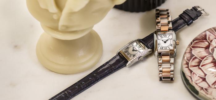 康斯登发布全新Classics Carrée百年典雅天方女装腕表