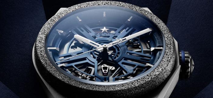 真力时CHRONOMASTER 2腕表-完美诠释现代传承与经典改良